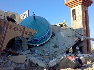 Mosquée Mosque Gaza Palestine